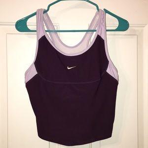 NIKE Dri-Fit workout top